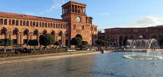 میدان جمهوری – ارمنستان