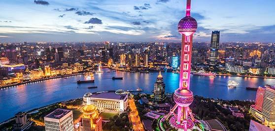برج مروارید شرقی در شانگهای