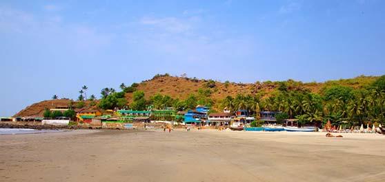 ساحل آرامبول - گوا