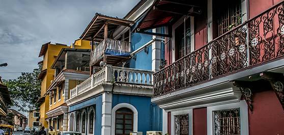 محله فونتیناس - گوا