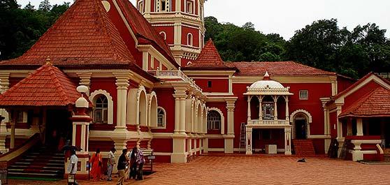 معبد شانتادورگا - گوا