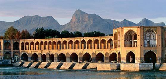 پل خواجو – اصفهان