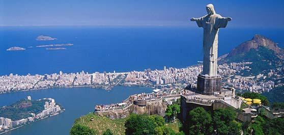 تور برزیل نوروز 99