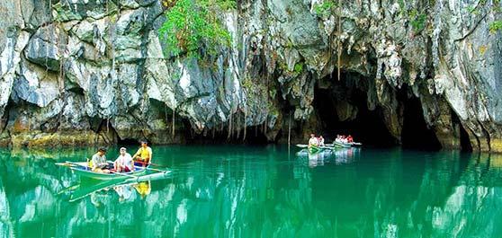 رودخانه زیرزمینی پرتو پرینسس
