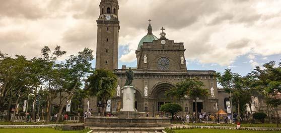 کلیسای سنت آگوستین مانیل