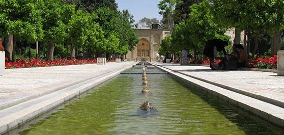 باغ جهاننما - شیراز