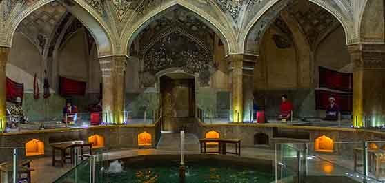 حمام وکیل – شیراز