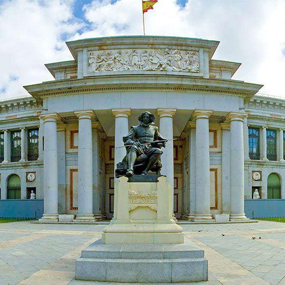 موزهی دل پرادو - مادرید