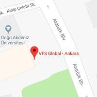 آدرس سفارت کانادا در آنکارا